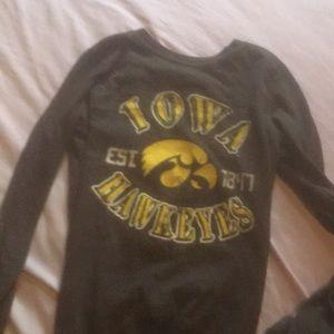 Iowa Hawkeyes long sleeve